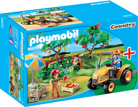 PLAYMOBIL - SET RECOLTA DIN LIVADA (PM6870)