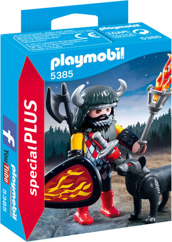 PLAYMOBIL - RAZBOINICUL LUP (PM5385)