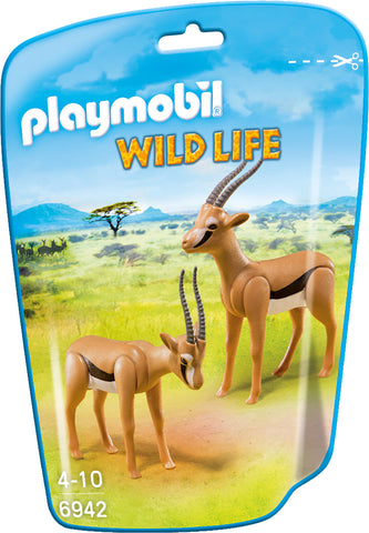 PLAYMOBIL - CAPRIOARE (PM6942)