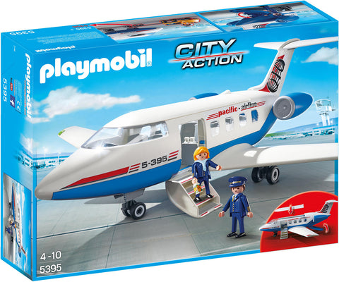 AVION DE PASAGERI - PLAYMOBIL (PM5395)