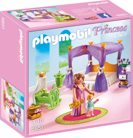 CAMERA PRINTESEI CU LEAGAN - PLAYMOBIL (PM6851)