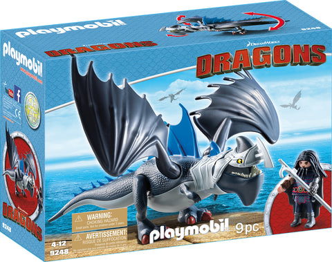 DRAGO SI THUNDERCLAW - PLAYMOBIL (PM9248)