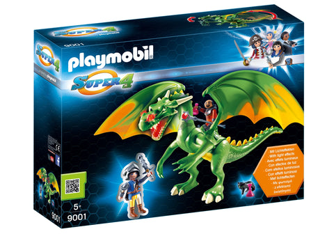 SUPER 4 - DRAGON - PLAYMOBIL (PM9001)