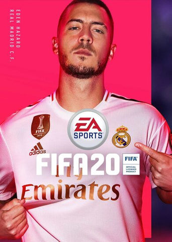 FIFA 20 (EN / ES / FR / JP / KR / PT / ZH) - ORIGIN - MULTILANGUAGE - WORLDWIDE - PC
