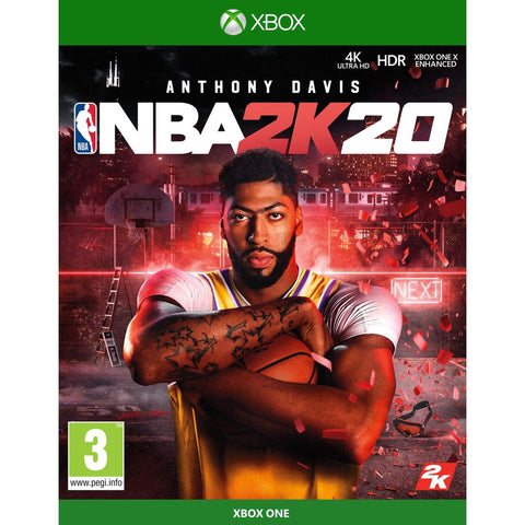 NBA 2K20 STANDARD EDITION (XBOX ONE) - XBOX LIVE - MULTILANGUAGE - EU