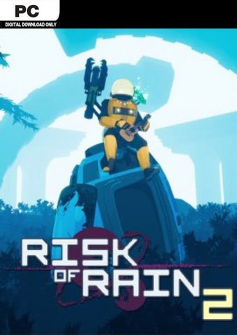 RISK OF RAIN 2 (INCL. EARLY ACCESS) - STEAM - PC - WORLDWIDE