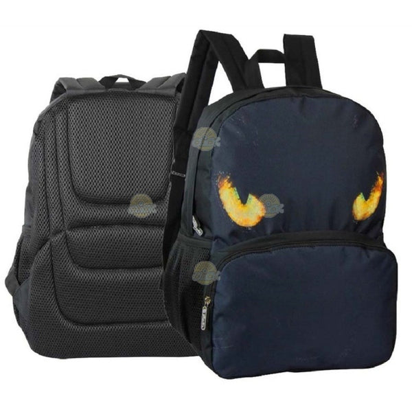 RUCSAC CU 1 COMPARTIMENT HERLITZ EYES OF THE WILD PANTERA - 9466780-3