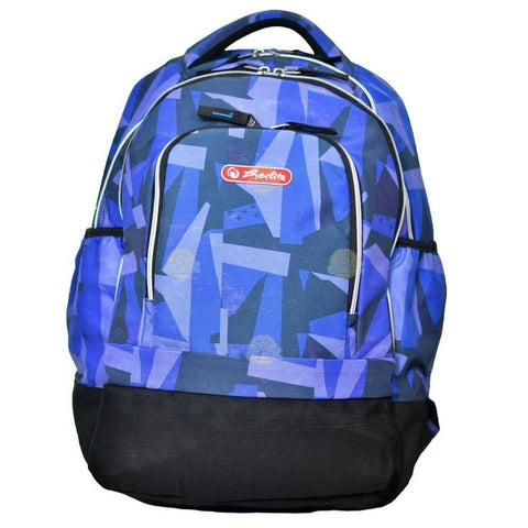 RUCSAC ERGONOMIC JAVA BLUE ART - HERLITZ (9481640)