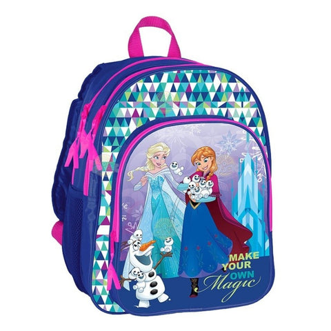 RUCSAC HERLITZ LICENTA FROZEN MAKE YOUR OWN MAGIC  - 9476150