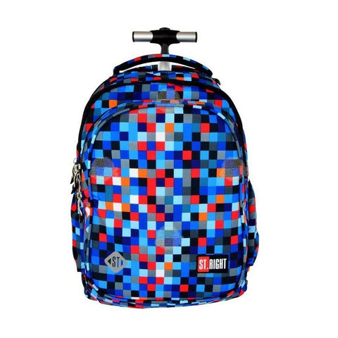 RUCSAC-TROLLER ST.RIGHT PIXELMANIA BLUE - ST-1009