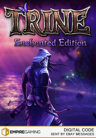 TRINE ENCHANTED EDITION - STEAM - PC - WORLDWIDE