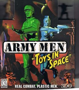 ARMY MEN: TOYS IN SPACE - STEAM - PC - WORLDWIDE