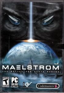 MAELSTROM: THE BATTLE FOR EARTH BEGINS - STEAM - PC - EMEA, US & ASIA