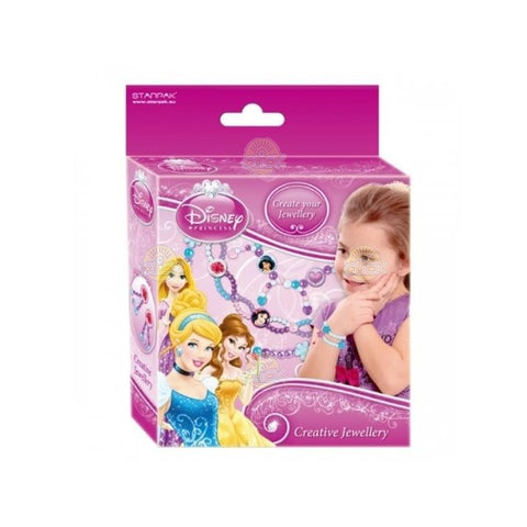 SET CREARE BIJUTERII DISNEY PRINTESE, STARPAK - BP11810