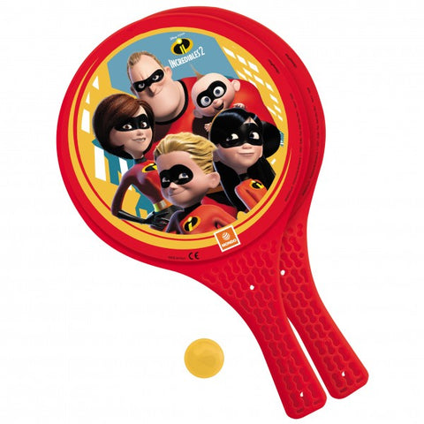 SET PALETE INCREDIBLES 2 CU MINGE - MONDO (MON15035)