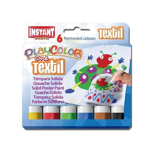 SET MAKE UP + TEXTIL PRINCESS, INSTANT - PLAYCOLOR (INS58044)