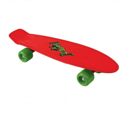 SKATEBOARD COPII CRUISERBOARD MODEL RED BORED 53 CM - MVS (MVSM02155)