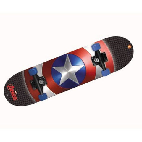 SKATEBOARD COPII CAPTAIN AMERICA - MONDO (MON28099)