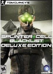 TOM CLANCY'S SPLINTER CELL: BLACKLIST (DELUXE EDITION) - UPLAY - MULTILANGUAGE - WORLDWIDE - PC