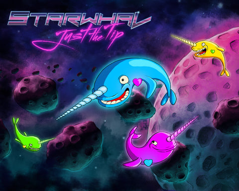 STARWHAL - STEAM - PC - WORLDWIDE