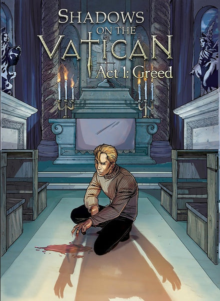 SHADOWS ON THE VATICAN: ACT 1 - STEAM - PC - EU