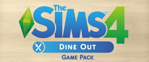 THE SIMS 4: DINE OUT - ORIGIN - PC