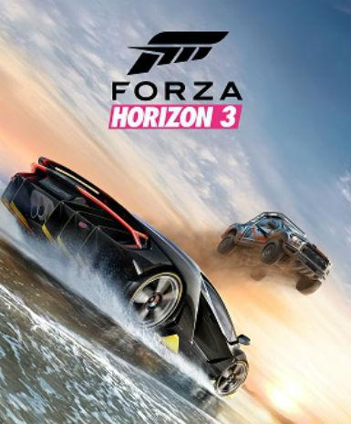 FORZA HORIZON 3 - XBOX LIVE - WORLDWIDE