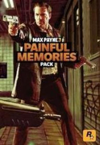 MAX PAYNE 3 - PAINFUL MEMORIES PACK (DLC) - STEAM - PC