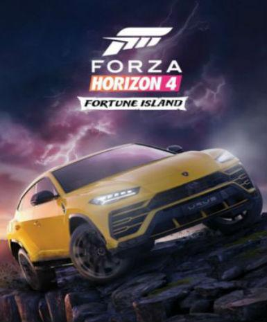 FORZA HORIZON 4 - FORTUNE ISLAND - WINDOWS STORE - WORLDWIDE - XBOX ONE / PC