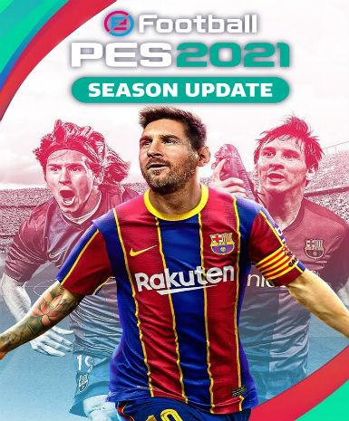 EFOOTBALL PES 2021 SEASON UPDATE STANDARD EDITION - STEAM - PC - MULTILANGUAGE - WORLDWIDE Libelula Vesela