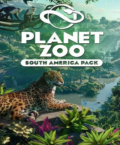 PLANET ZOO: SOUTH AMERICA PACK - STEAM - PC - MULTILANGUAGE - EMEA Libelula Vesela