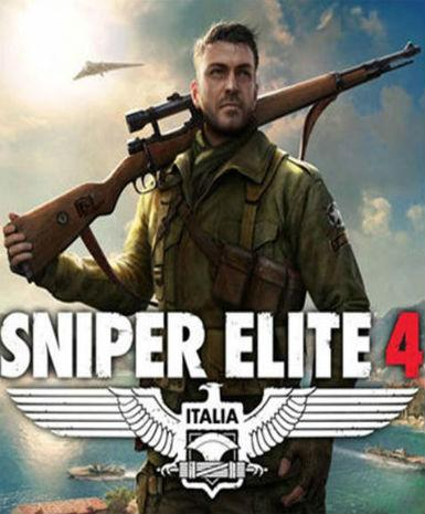 SNIPER ELITE 4 - STEAM - PC - EU