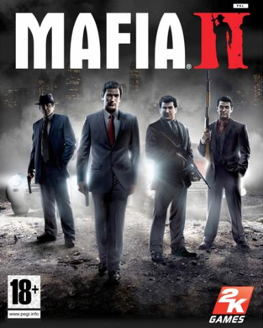 MAFIA 2 - STEAM - PC - EMEA, US Libelula Vesela Jocuri video