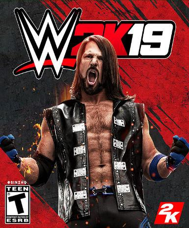 WWE 2K19 - STEAM - PC - EU