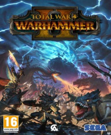 TOTAL WAR: WARHAMMER II - STEAM - PC - EMEA Libelula Vesela Jocuri video