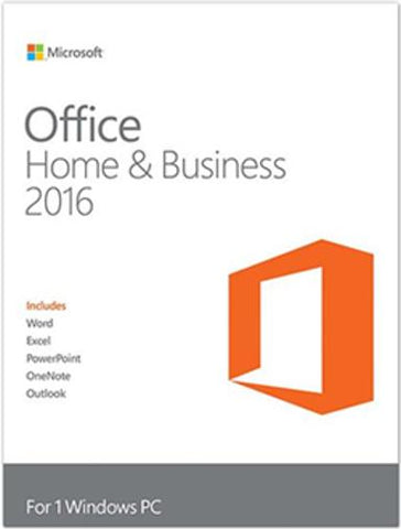 MICROSOFT OFFICE HOME & BUSINESS 2016 - MULTILANGUAGE - EU - PC