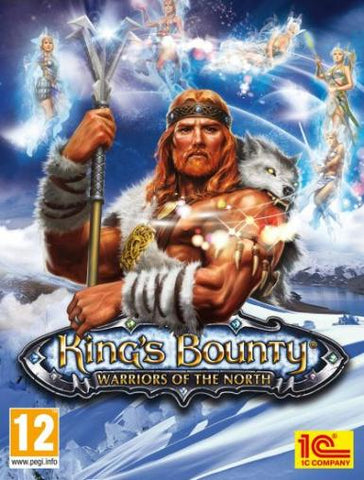 KING'S BOUNTY: WARRIORS OF THE NORTH - STEAM - PC