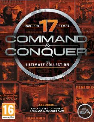 COMMAND & CONQUER: THE ULTIMATE COLLECTION - ORIGIN - PC