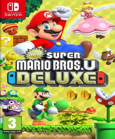 NEW SUPER MARIO BROS. U DELUXE - NINTENDO SWITCH - EU - MULTILANGUAGE