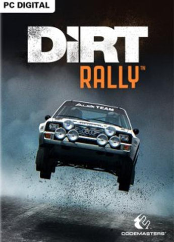 DIRT RALLY - STEAM - PC / MAC - WORLDWIDE