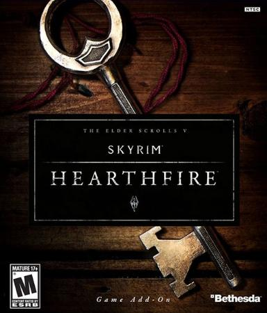 THE ELDER SCROLLS V: SKYRIM - HEARTHFIRE - STEAM - MULTILANGUAGE - WORLDWIDE - PC Libelula Vesela