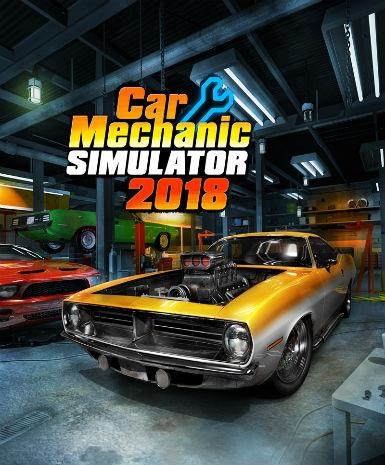 CAR MECHANIC SIMULATOR 2018 - STEAM - PC / MAC