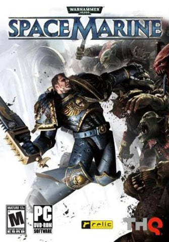 WARHAMMER 40,000: SPACE MARINE - STEAM - PC - WORLDWIDE