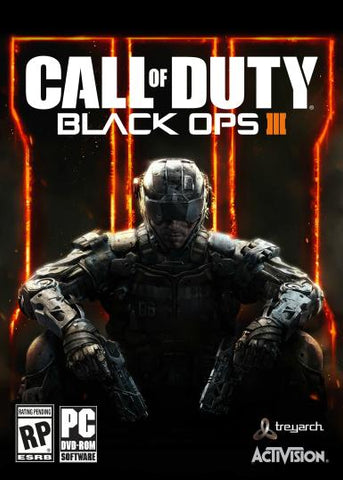 CALL OF DUTY: BLACK OPS 3 - STEAM - PC - WORLDWIDE