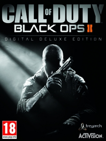 CALL OF DUTY: BLACK OPS 2 DIGITAL DELUXE EDITION - STEAM - PC - WORLDWIDE