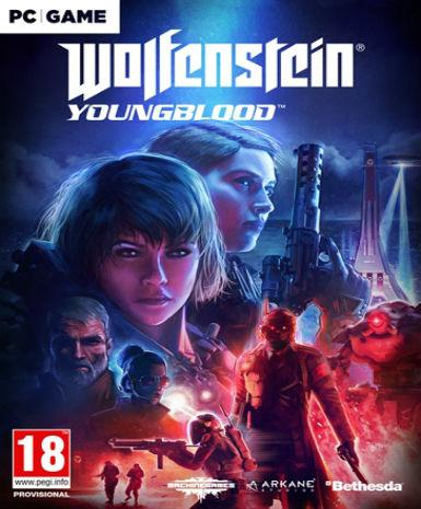 WOLFENSTEIN: YOUNGBLOOD (UNCUT) - BETHESDA.NET - MULTILANGUAGE - WORLDWIDE - PC