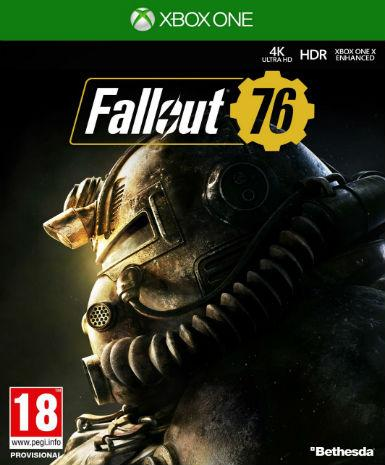 FALLOUT 76 (XBOX ONE) - XBOX LIVE - WORLDWIDE