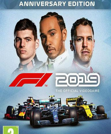 F1 2019 ANNIVERSARY EDITION - STEAM - MULTILANGUAGE - EMEA - PC Libelula Vesela Jocuri video