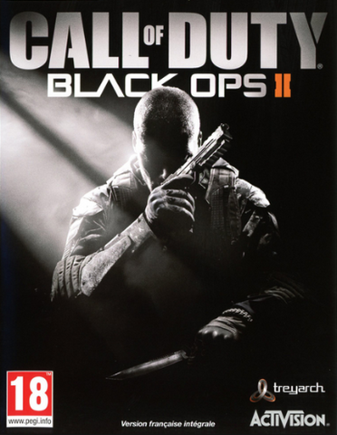 CALL OF DUTY: BLACK OPS 2 - STEAM - PC - WORLDWIDE
