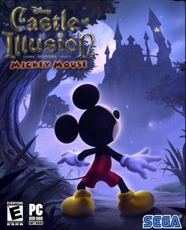 CASTLE OF ILLUSION HD - STEAM - PC - WORLDWIDE